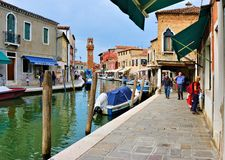 Venice murano Royalty Free Stock Images