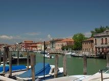 Venice, Murano Stock Image