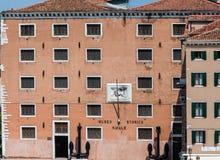 Venice Naval Museum Royalty Free Stock Image