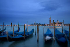 Venice at night Stock Photography