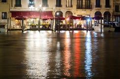 Venice night Stock Image