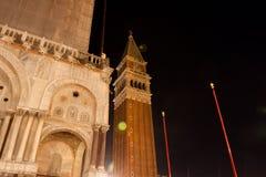 Venice city at night Stock Photography