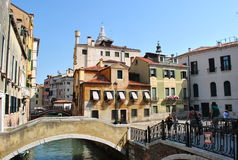 Venice city of romance Royalty Free Stock Images