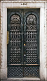 Venice, old building door Royalty Free Stock Photo