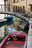 Venice old town in Italy Royalty Free Stock Image