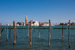 Venice old town in Italy Stock Image