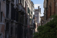 Venice old town in Italy Stock Photos