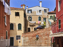 Venice Other Side Day Royalty Free Stock Photo