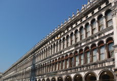 Venice palace exterior Royalty Free Stock Images