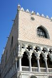 Venice. Palazzo ducale Royalty Free Stock Photo