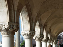 Venice - Palazzo Ducale Stock Images