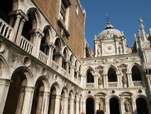 Venice - Palazzo Ducale Royalty Free Stock Image
