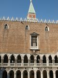 Venice - Palazzo Ducale Royalty Free Stock Photography