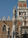 Venice - Palazzo Ducale Royalty Free Stock Photo