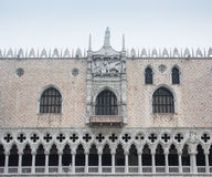 Venice Palazzo Ducale particular Royalty Free Stock Photos
