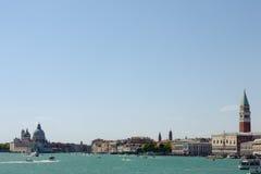 Venice panorama, Italy Royalty Free Stock Photos