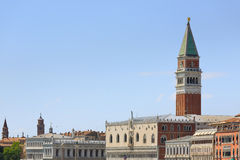 Venice panorama, Italy Royalty Free Stock Photo