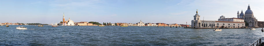 Venice panorama Royalty Free Stock Image