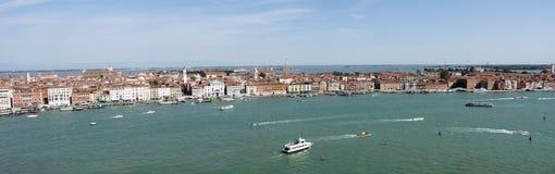 Venice Panorama Stock Photos