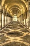 Venice Passageway Royalty Free Stock Image