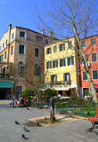 Venice peaceful view,Italy Royalty Free Stock Photography