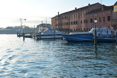 Venice. Photo of thr Venice in winter Royalty Free Stock Photography