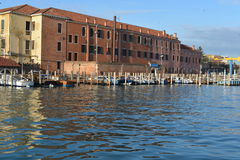 Venice. Photo of thr Venice in winter Royalty Free Stock Photos
