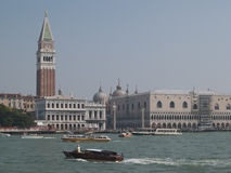 Venice. Piazza S. Marco in Venice Stock Photography