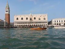 Venice piazza san marco Royalty Free Stock Image