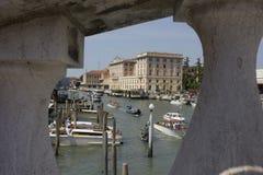 Venice from Ponte degli Scalzi Royalty Free Stock Photos