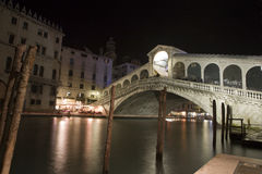 Venice - Ponte Rialto Stock Photos