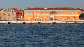 Venice Port Authority Stock Image