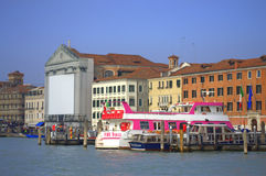 Venice port Stock Photo
