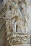 Venice - Porta della Carta Royalty Free Stock Images