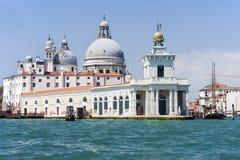 Venice, Punta della Dogana. Italy. Stock Images