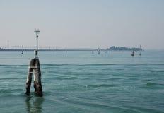 Venice Rail Link Royalty Free Stock Photography