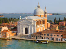 Venice. The Redentore. Stock Images
