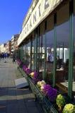 Venice restaurant Royalty Free Stock Photography