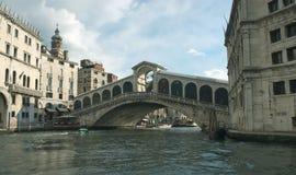 Venice. Rialto Royalty Free Stock Photos