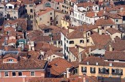 Venice Roofs. Venice, Italy Royalty Free Stock Photos