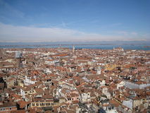Venice Roofs Royalty Free Stock Image