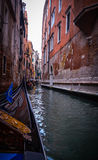 Venice route Royalty Free Stock Photography