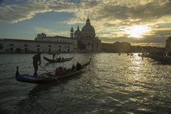 Venice`s Grand Canal Royalty Free Stock Image