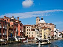 Venice 's Grand Canal , Venice Italy Stock Photos