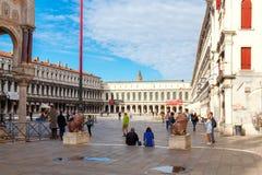 Venice. Saint Mark's Square Royalty Free Stock Photography