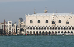 Venice: Saint mark waterfront Stock Photography