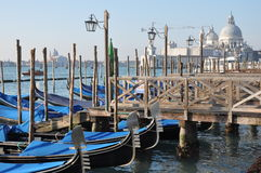 Venice, Salute Stock Photography