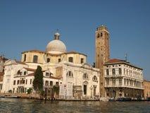 Venice - San Geremia Stock Photo