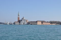 Venice, San Giorgio Royalty Free Stock Photo