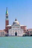 Venice - San Giorgio Maggiore Church Stock Images